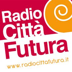 Logo radio città futura