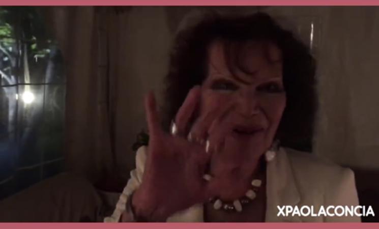 Claudia Cardinale XPAOLACONCIA