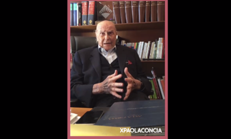 Umberto Veronesi XPAOLACONCIA