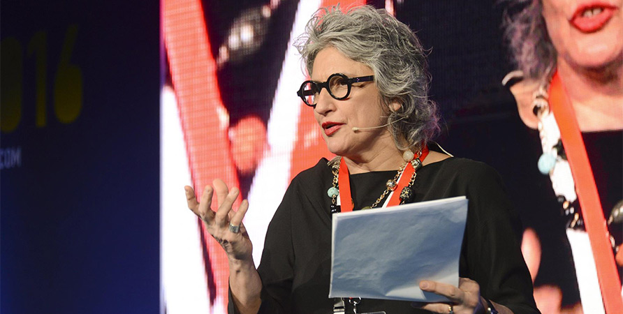 Paola Concia interviene al BTO 2016